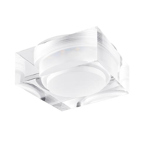 070242 Artico Светильник точечный встраиваемый декоративный со встроенными светодиодами