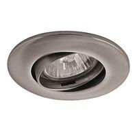 011055 Lega11Светильник точечный встраиваемый декоративный под заменяемые галогенные или LED лампы