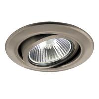 011085 TesoadjСветильник точечный встраиваемый декоративный под заменяемые галогенные или LED лампы