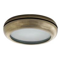 011278 PianominiСветильник точечный встраиваемый декоративный под заменяемые галогенные или LED лампы