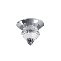 070162 AstraСветильник точечный встраиваемый декоративный со встроенными светодиодами