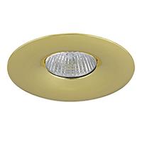 010012 LevigoСветильник точечный встраиваемый декоративный под заменяемые галогенные или LED лампы