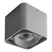 212519 MonoccoСветильник точечный накладной декоративный под заменяемые галогенные или LED лампы