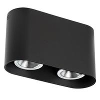 214867 RulloСветильник точечный накладной под заменяемые галогенные или LED лампы