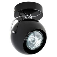 110577 FabiСветильник точечный накладной декоративный под заменяемые галогенные или LED лампы