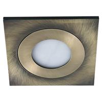 212183 LeddyСветильник точечный встраиваемый декоративный со встроенными светодиодами