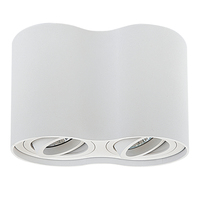052026 BinocoСветильник точечный накладной декоративный под заменяемые галогенные или LED лампы