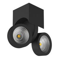055374 SnodoСветильник точечный накладной декоративный со встроенными светодиодами