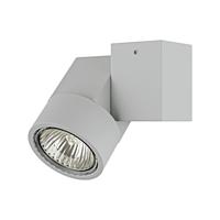 051020 IllumoX1Светильник точечный накладной декоративный под заменяемые галогенные или LED лампы