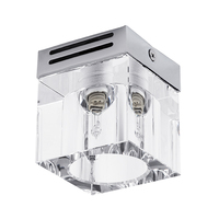 104010 AltaqubeСветильник точечный накладной декоративный под заменяемые галогенные или LED лампы