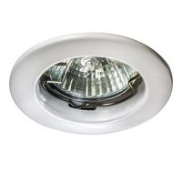 011040 Lega11Светильник точечный встраиваемый декоративный под заменяемые галогенные или LED лампы