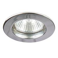 011044 Lega11Светильник точечный встраиваемый декоративный под заменяемые галогенные или LED лампы