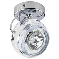 110504 FabiСветильник точечный накладной декоративный под заменяемые галогенные или LED лампы