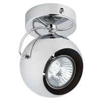 110544 FabiСветильник точечный накладной декоративный под заменяемые галогенные или LED лампы