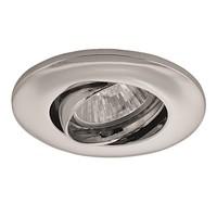 011054 Lega11Светильник точечный встраиваемый декоративный под заменяемые галогенные или LED лампы