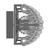 704644 Monile Светильник настенный