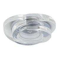 006400 SpiraСветильник точечный встраиваемый декоративный под заменяемые галогенные или LED лампы