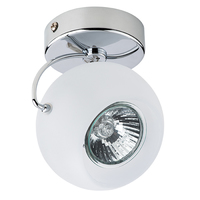 110514 FabiСветильник точечный накладной декоративный под заменяемые галогенные или LED лампы