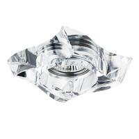 006430 FluttoСветильник точечный встраиваемый декоративный под заменяемые галогенные или LED лампы