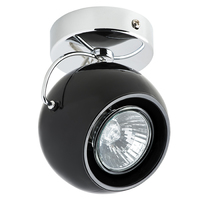 110574 FabiСветильник точечный накладной декоративный под заменяемые галогенные или LED лампы