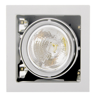 214110 CardanoСветильник точечный встраиваемый декоративный под заменяемые галогенные или LED лампы