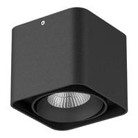 052317 MonoccoСветильник точечный накладной декоративный со встроенными светодиодами