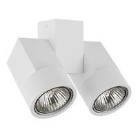 051036 IllumoX2Светильник точечный накладной декоративный под заменяемые галогенные или LED лампы