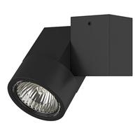 051027 IllumoX1Светильник точечный накладной декоративный под заменяемые галогенные или LED лампы