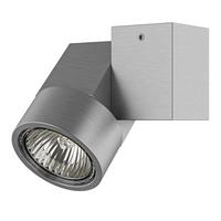 051029 IllumoX1Светильник точечный накладной декоративный под заменяемые галогенные или LED лампы