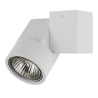 051026 IllumoX1Светильник точечный накладной декоративный под заменяемые галогенные или LED лампы
