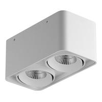 052126 MonoccoСветильник точечный накладной декоративный со встроенными светодиодами