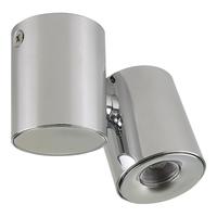 051124 PuntoСветильник точечный накладной декоративный со встроенными светодиодами