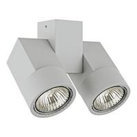 051030 IllumoX2Светильник точечный накладной декоративный под заменяемые галогенные или LED лампы