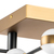 745147 Bergamo Люстра потолочная