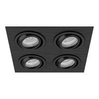 011624 SingoСветильник точечный встраиваемый декоративный под заменяемые галогенные или LED лампы