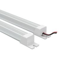 409124 Светодиодная лента в PVC профиле с прямоугольным рассеивателем