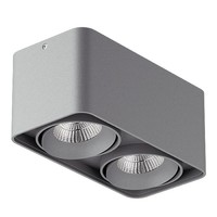 212529 MonoccoСветильник точечный накладной декоративный под заменяемые галогенные или LED лампы