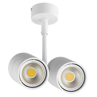 214446 RulloСветильник точечный накладной под заменяемые галогенные или LED лампы