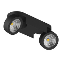 055274 SnodoСветильник точечный накладной декоративный со встроенными светодиодами