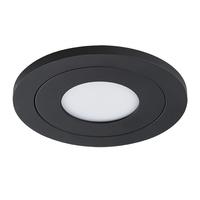 212178 LeddyСветильник точечный встраиваемый декоративный со встроенными светодиодами