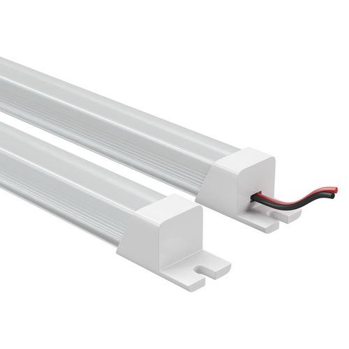 409122  Светодиодная лента в PVC профиле с прямоугольным рассеивателем