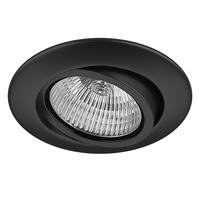 011087 TesoadjСветильник точечный встраиваемый декоративный под заменяемые галогенные или LED лампы