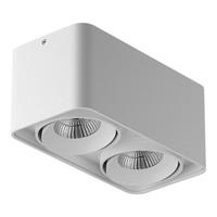 212526 MonoccoСветильник точечный накладной декоративный под заменяемые галогенные или LED лампы