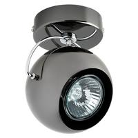 110588 FabiСветильник точечный накладной декоративный под заменяемые галогенные или LED лампы