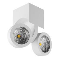 055363 SnodoСветильник точечный накладной декоративный со встроенными светодиодами